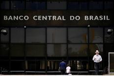 Sede do Banco Central, em Brasília. 16/05/2017 REUTERS/Ueslei Marcelino
