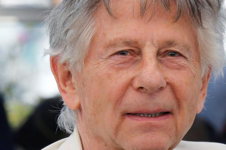 70th Cannes Film Festival - Photocall for the film ''Based on a True Story'' (D'apres une histoire vraie) out of competition - Cannes, France. 27/05/2017. Director Roman Polanski poses. REUTERS/Regis Duvignau