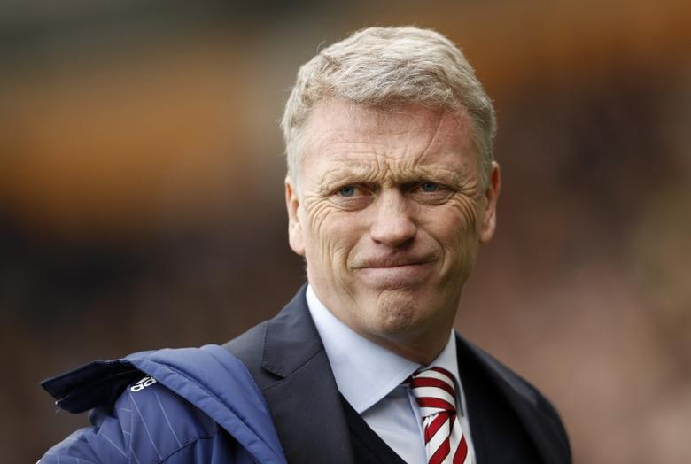 Britain Soccer Football - Hull City v Sunderland - Premier League - The Kingston Communications Stadium - 6/5/17 Sunderland manager David Moyes before the match  Action Images via Reuters / Lee Smith Livepic