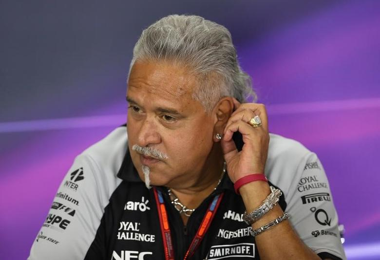 Britain Formula One - F1 - British Grand Prix 2016 - Silverstone, England - 8/7/16 Force India team principal Vijay Mallya during the press conference Action Images via Reuters / Matthew Childs Livepic