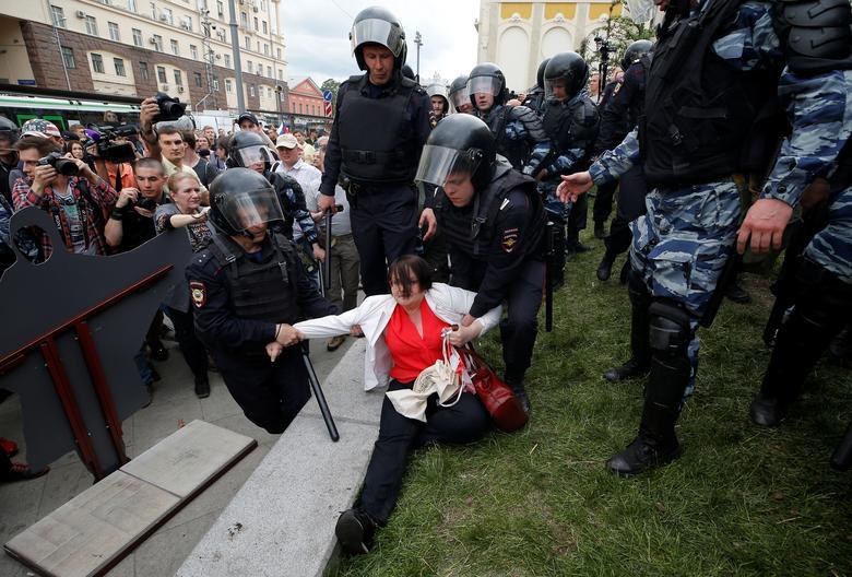 REUTERS / Максим Шеметов