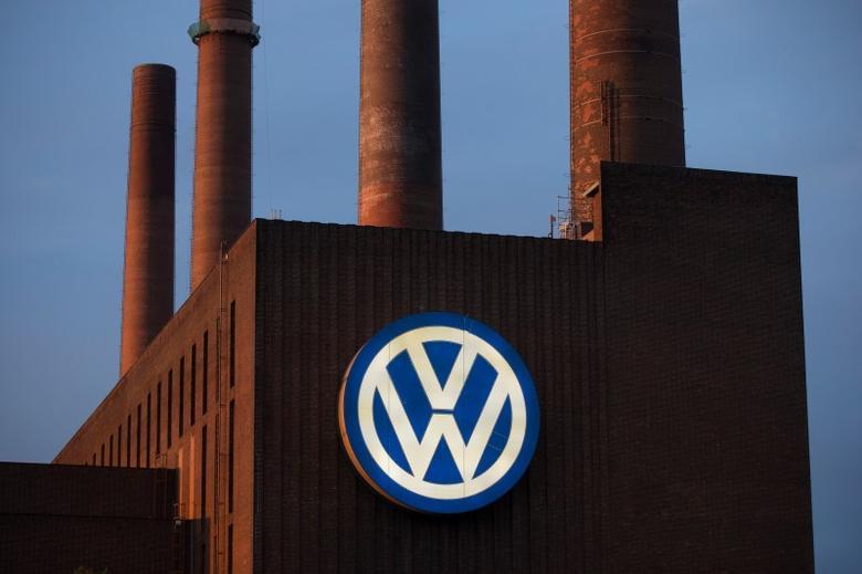 General view of the Volkswagen power plant in Wolfsburg, Germany September 22, 2015.  REUTERS/Axel Schmidt