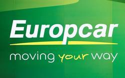 Europcar a annoncé mardi un investissement minoritaire de 20% dans SnappCar, spécialiste de la location de véhicules entre particuliers en Europe. /Photo prise le 6 avril 2017/REUTERS/Michaela Rehle