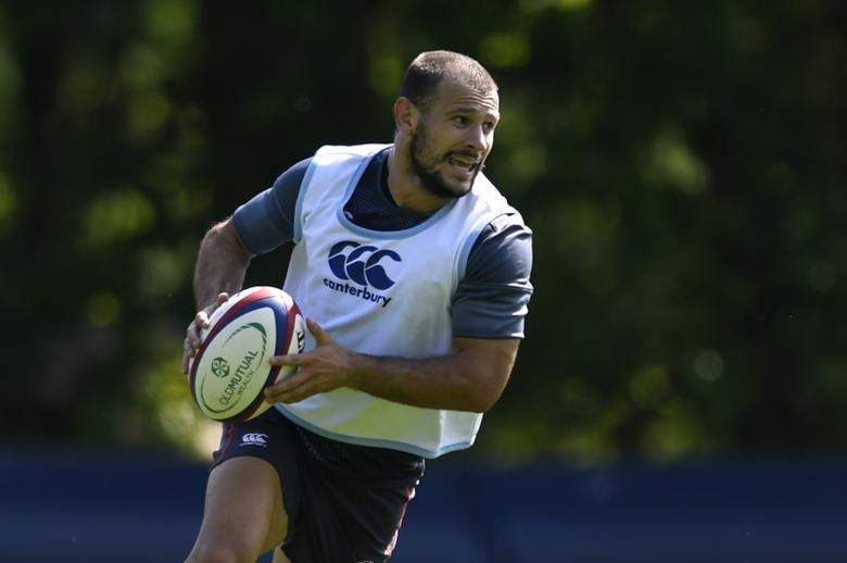 Britain Rugby Union - England Training - Pennyhill Park, Bagshot, Surrey - 25/5/17 England's Danny Care during training Action Images via Reuters / Adam Holt Livepic