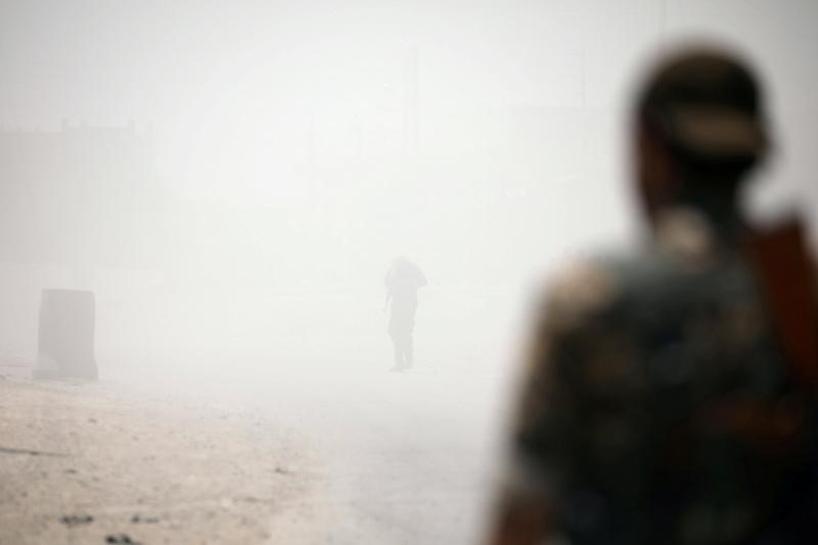U.N. says 300 civilians killed in U.S.-led air strikes in Raqqa since March