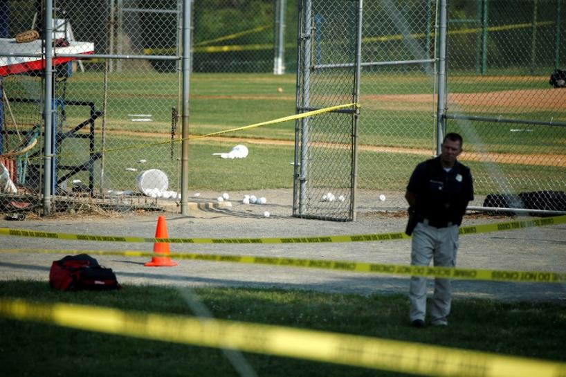 US lawmaker Scalise in critical condition after attack by gunman at baseball field