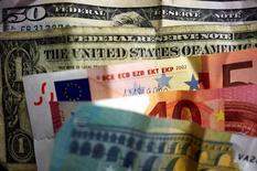 L'Europe doit tirer ses conclusions du rapport du Trésor américain proposant de repousser ou de modifier des réformes bancaires élaborées à la suite de la crise financière, a déclaré jeudi la directrice générale de la Fédération bancaire française (FBF). /Photo prise le 7 mai 2017/REUTERS/Kai Pfaffenbach