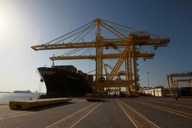 Gulf crisis a blessing in disguise for Qatar seaport - Reuters