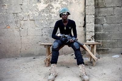 The vigilantes fighting Boko Haram