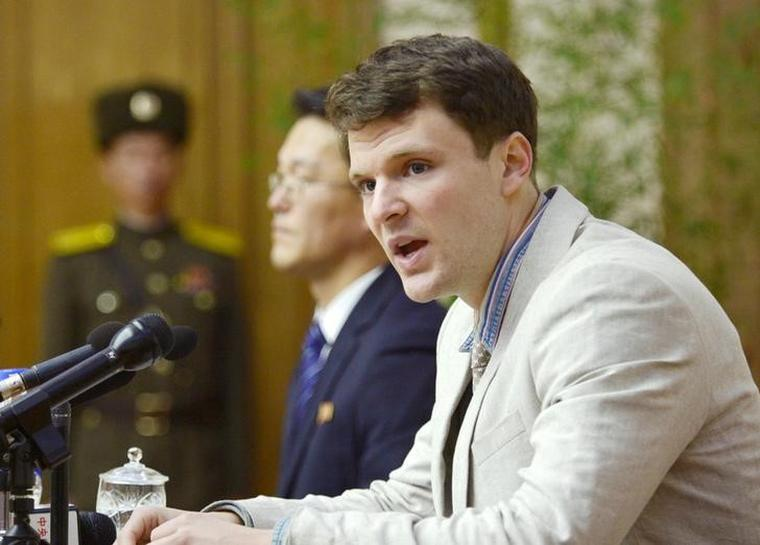 U.N. envoy urges North Korea to explain why freed U.S. man is in coma