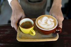 Consumo de café no mundo cresce em 2017/18 5/05/2017 REUTERS/Erik De Castro