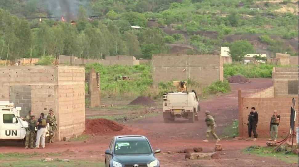 Four guests killed in Mali resort attack
