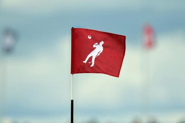 6月20日、男子ゴルフのPGAツアーは、10月に開幕する2017─18シーズンから、より厳格なドーピング検査の一環として血液検査をスタートすると発表した。18日撮影(2017年 ロイター/Michael Madrid-USA TODAY Sports)