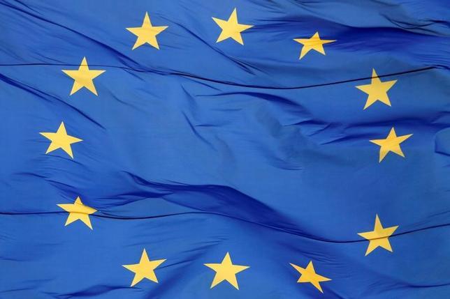 6月20日、欧州議会の国際貿易委員会(INTA)は、欧州の自由貿易における慎重姿勢が広がるなか、安価な中国輸入品に対抗するための規制強化を提案した。5月撮影(2017年 ロイター/Valentyn Ogirenko)