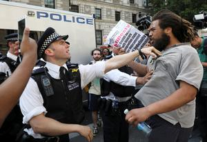 Day of Rage in London