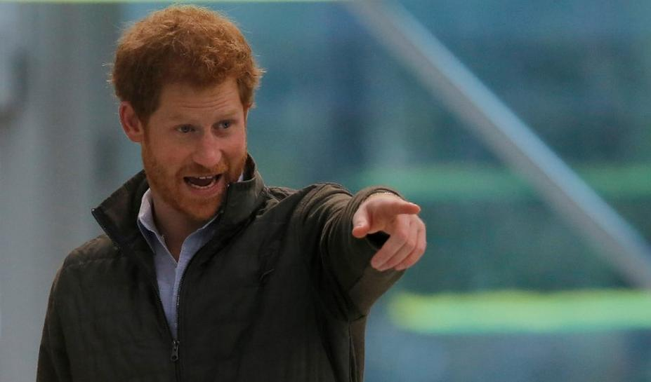 No royal wants to be king or queen, Britain's Prince Harry says