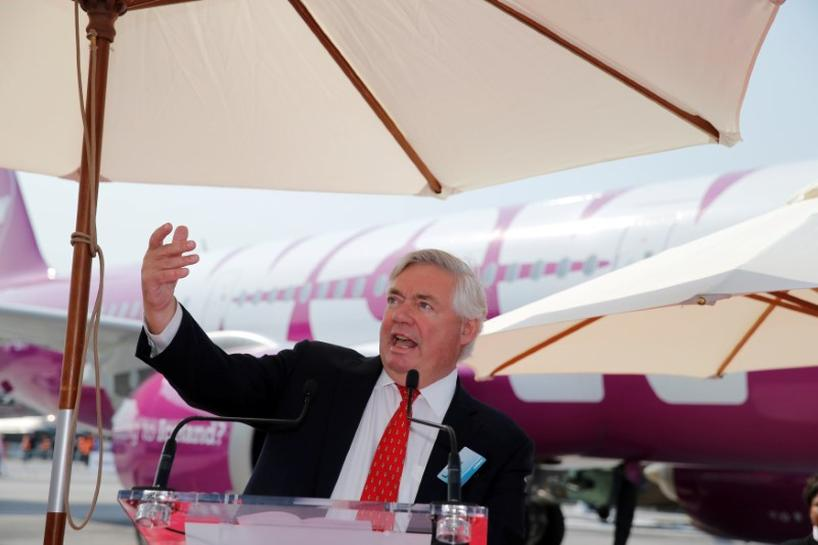 Airbus' Leahy reveals negotiating tricks after 'last air show'