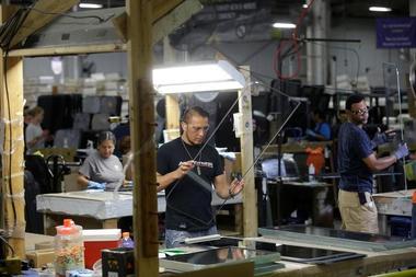 特別リポート:製造業の町、労働者がトランプ氏に求めるもの