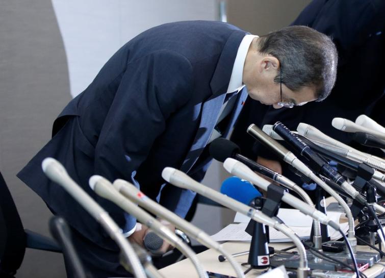 Japanese airbag maker Takata files for bankruptcy, gets U.S. sponsor