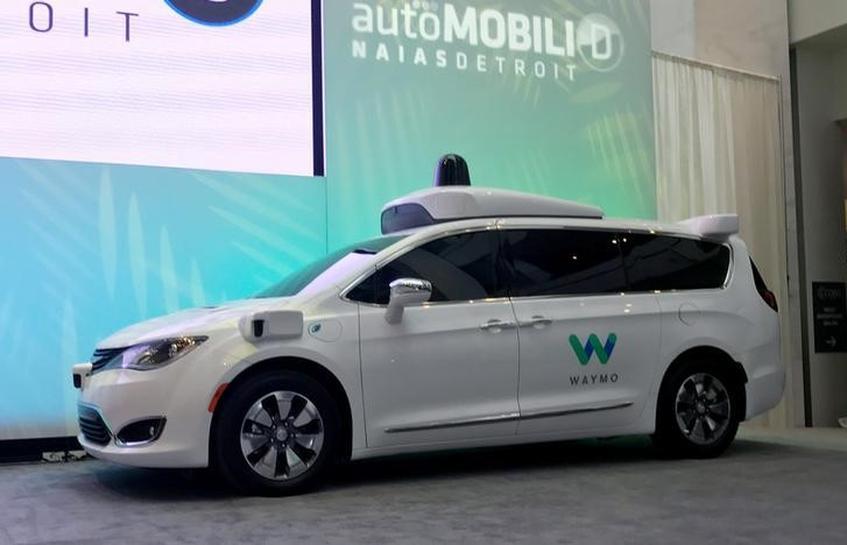 Alphabet partners with Avis to manage self-driving car fleet