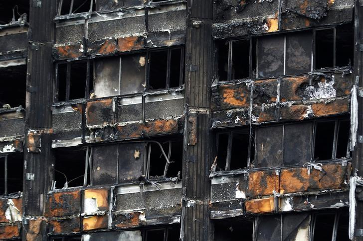 Arconic ends sales of panels used at Grenfell Tower for high