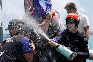 New Zealand wins America's Cup
