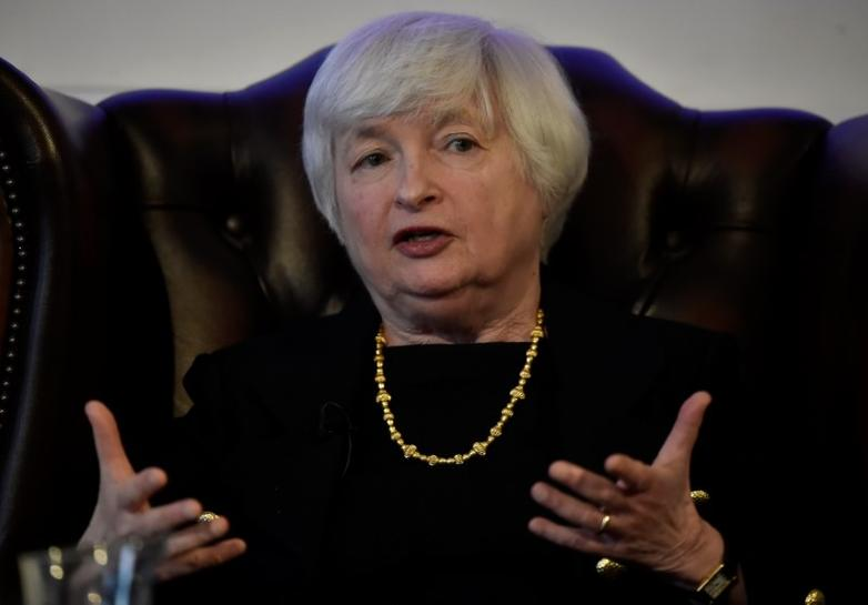 Fed's Yellen expects no new financial crisis in 'our lifetimes'