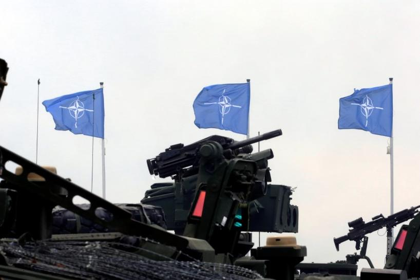 House overwhelmingly backs NATO mutual defense