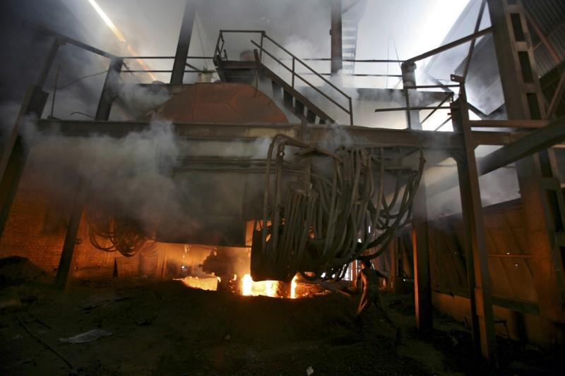 Weak demand from China stainless steel mills hits