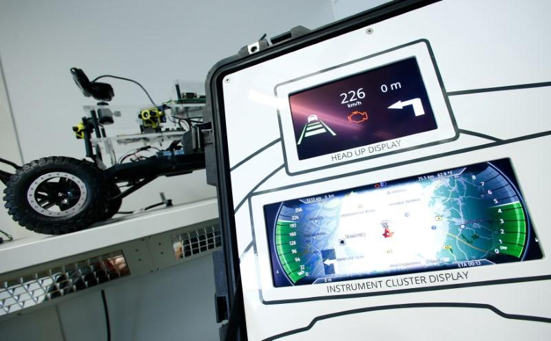 High-tech dashboards signal big changes for auto parts suppliers
