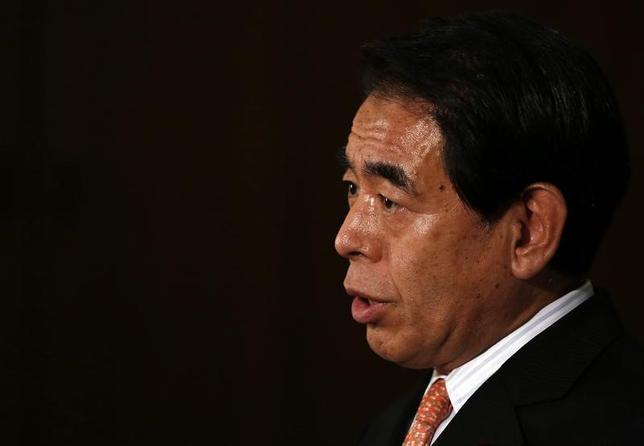 7月2日、自民党の下村博文幹事長代行(写真)はNHKの番組で、都議選で自民党が大敗する見通しとなったことに対し、予想できなかったほどの厳しさであり、深刻に受け止めていると述べた。都内で2013年1月撮影(2017年 ロイター/Issei Kato)