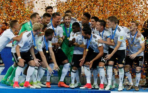 Germany wins Confederations Cup