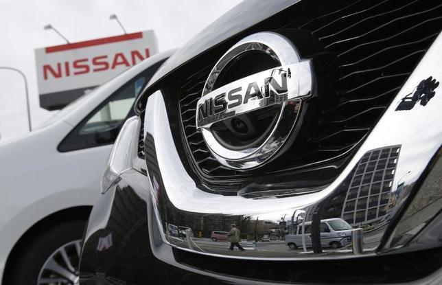 7月5日、日産自動車が発表した6月の中国自動車販売台数は前年比8.9%増の11万8769台だった。伸び率は5月の5.7%から加速した。写真は都内で2014年2月撮影(2017年 ロイター/Toru Hanai)
