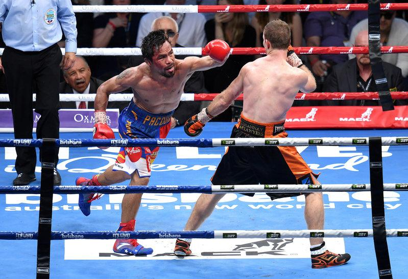 Controversial loss unlikely to push Pacquiao into retirement