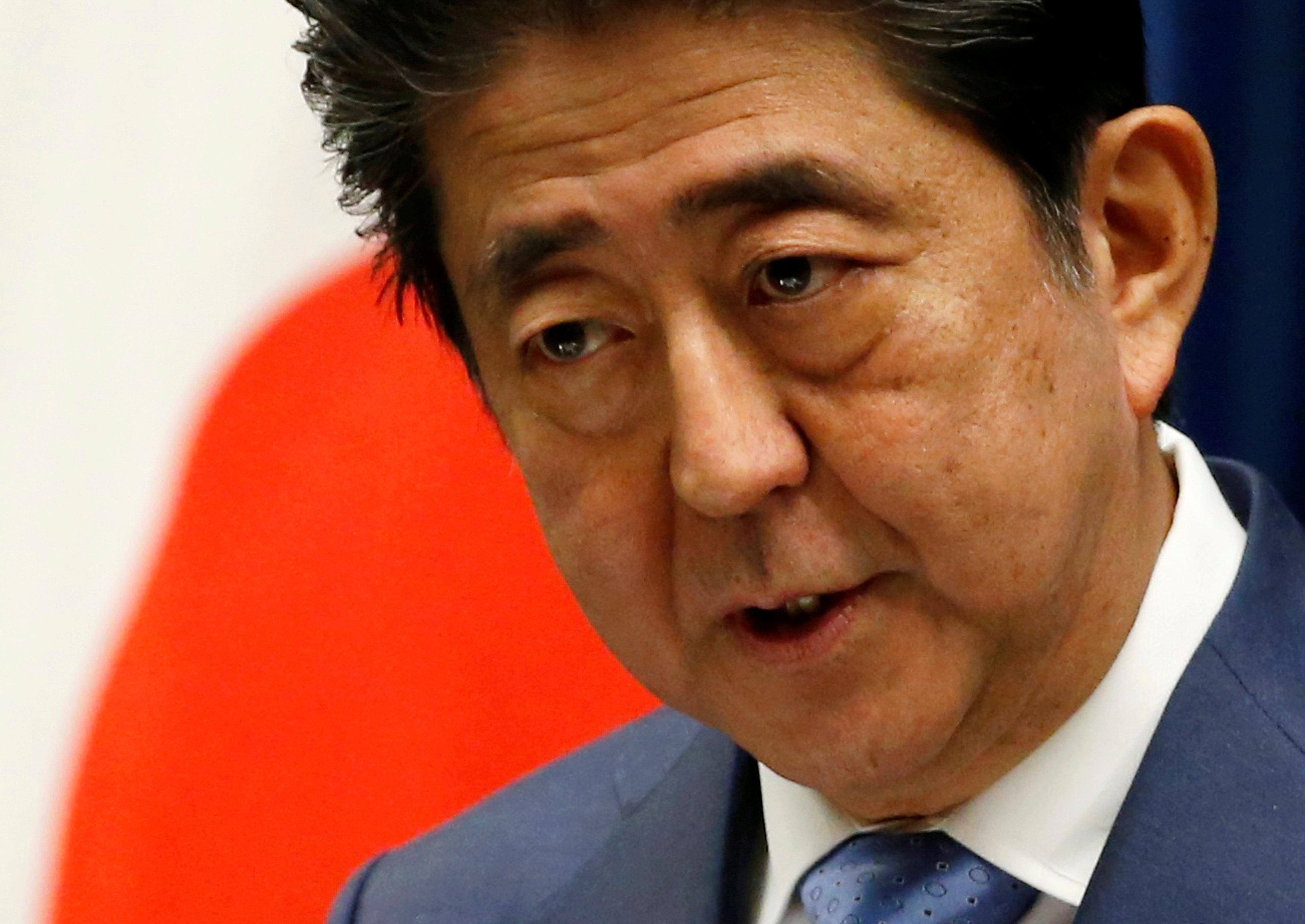 Japan PM's sagging support dims outlook for revising constitution-MP