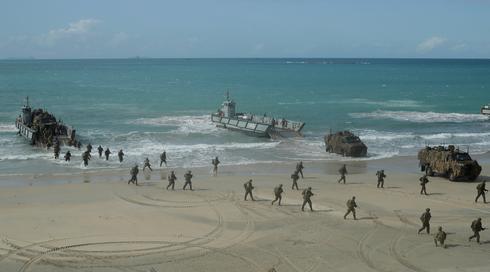 U.S. forces train Down Under