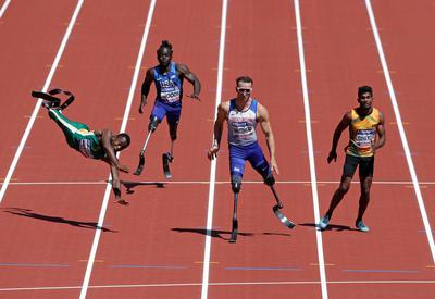 Best of IAAF ParaAthletics