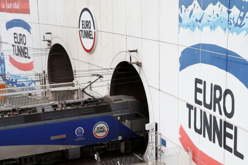 Channel Tunnel Operator Eurotunnel Keeps Profit Goals Despite