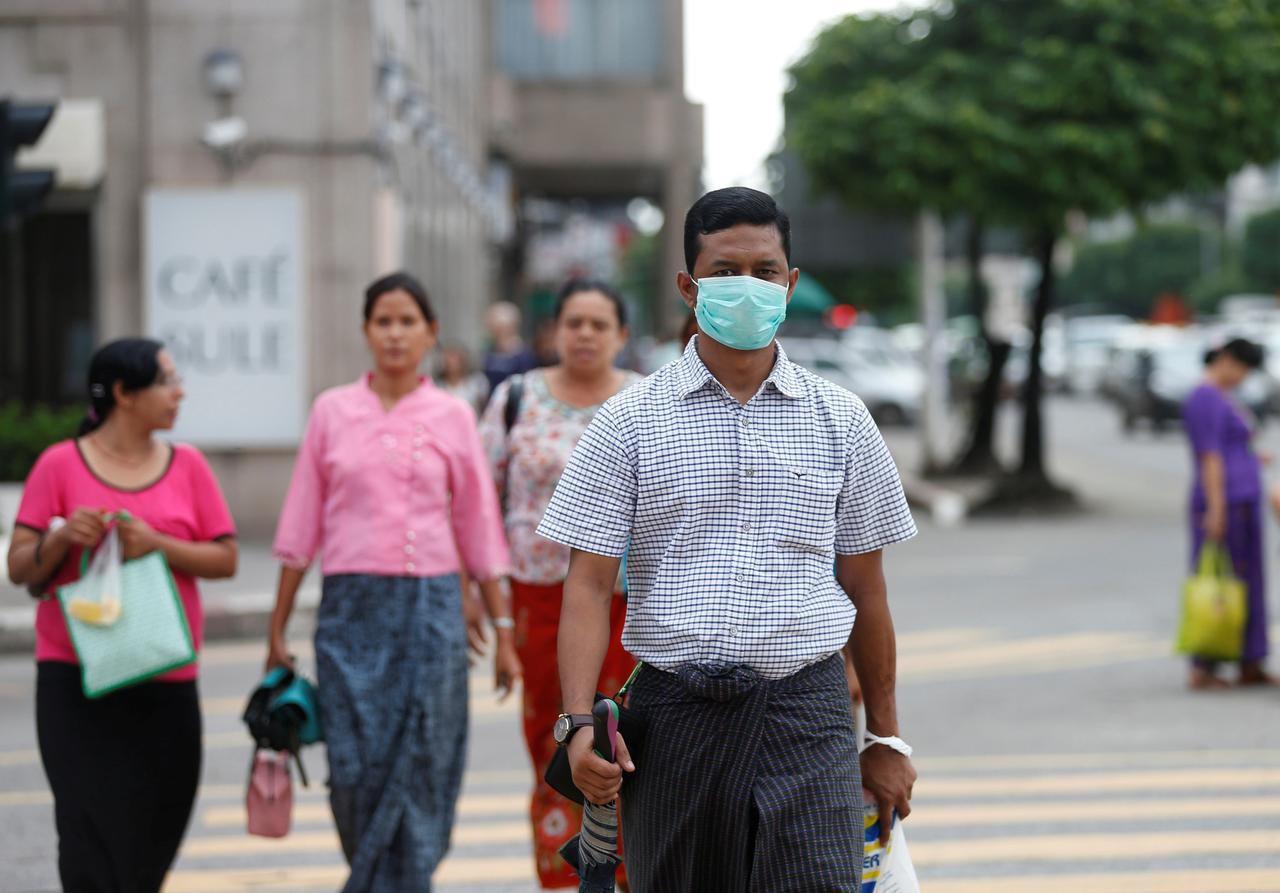Myanmar reports outbreak of H5N1 bird flu on poultry farm: OIE ...