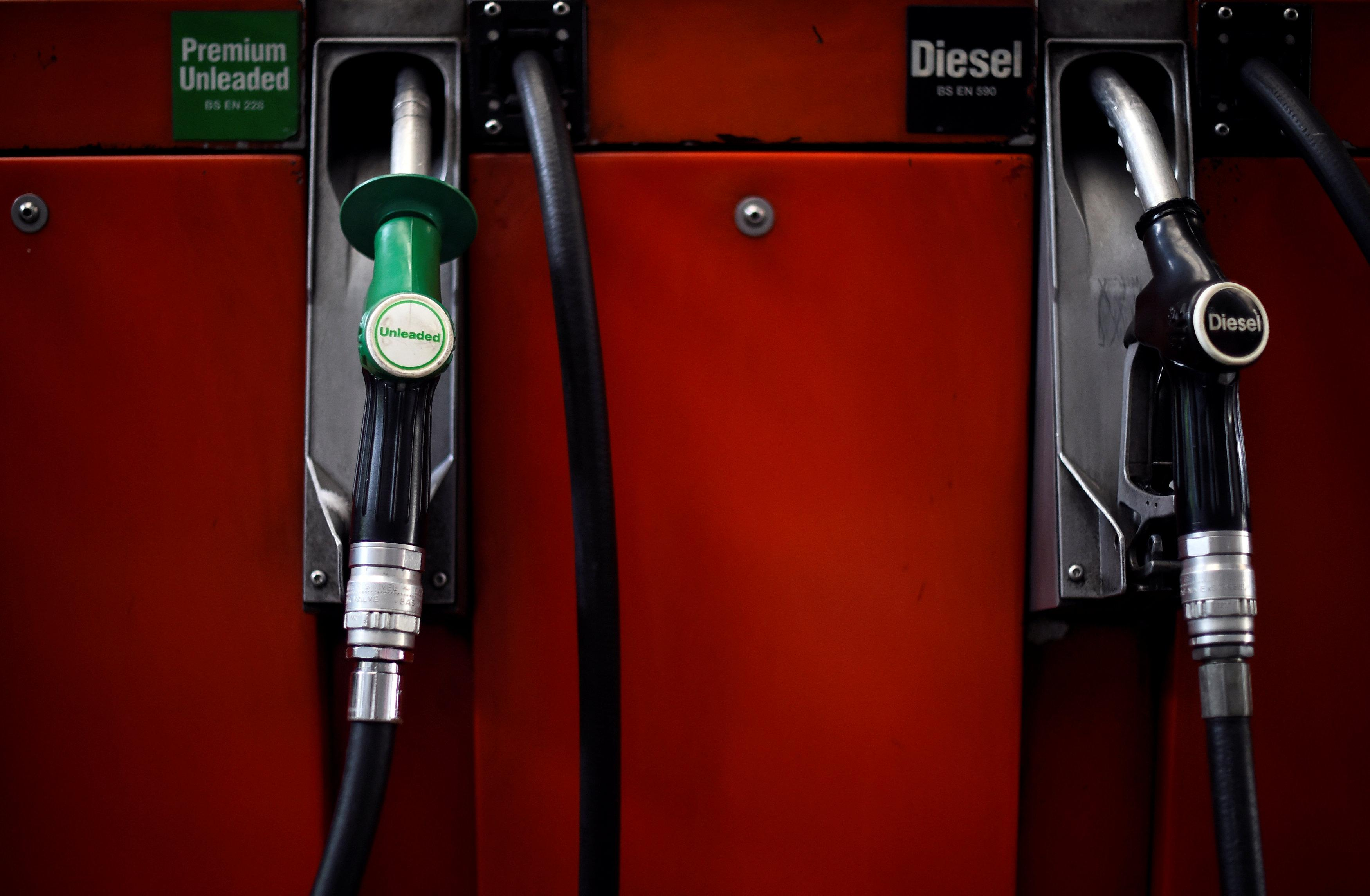 Electric cars win? Britain to ban new petrol and diesel cars