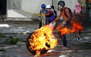 National strike in Venezuela