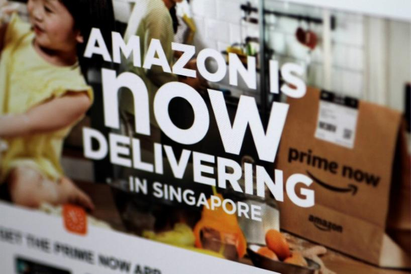 Singapore Slings? Taking on Alibaba, Amazon Launches Prime Now in the City State