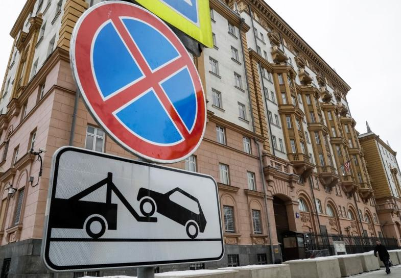 Russia orders U.S. to cut diplomatic staff, says to seize diplomatic property