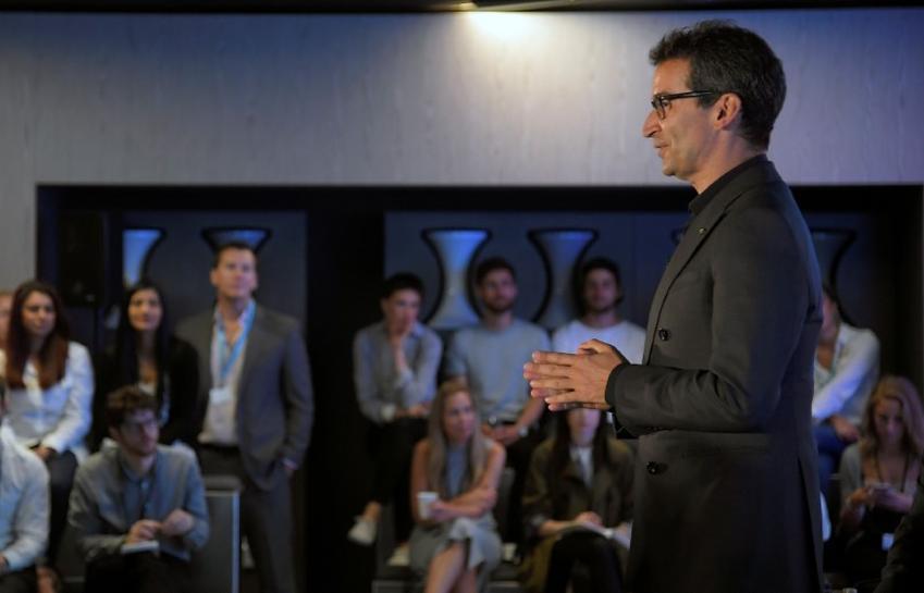Yoox Net-a-Porter CEO dreams of selling Ferraris online one day