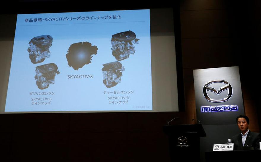 Mazda announces breakthrough in long-coveted engine technology