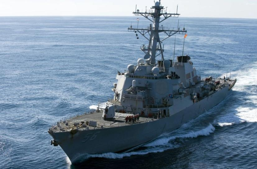 Exclusive: US destroyer challenges China's claims in South China Sea