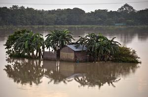 Monsoon floods across South Asia