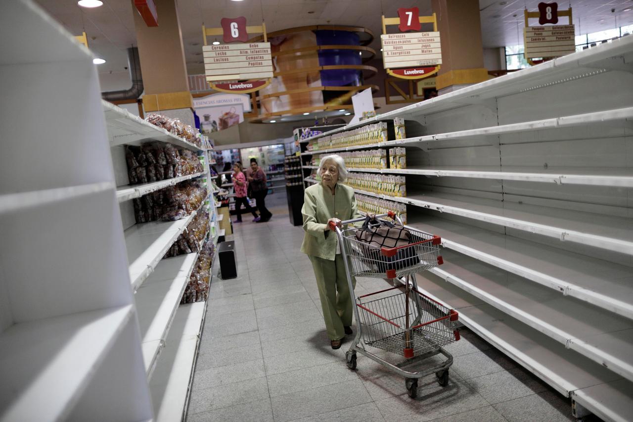 Venezuela Central Bank Has 2 Billion Cash To Pay 2017 Debt Report