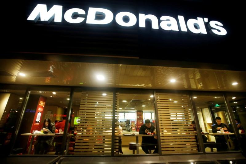 McDonald's to cut global antibiotic use in chickens - Reuters