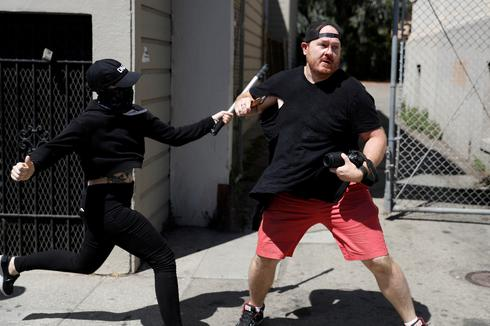 Clashes at canceled 'No Marxism' rally in Berkeley
